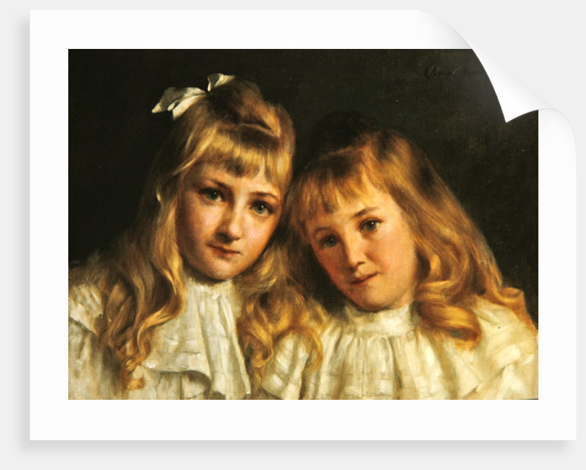 Sisters by Edwin Harris