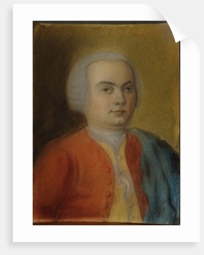 Carl Philipp Emanuel Bach by German School