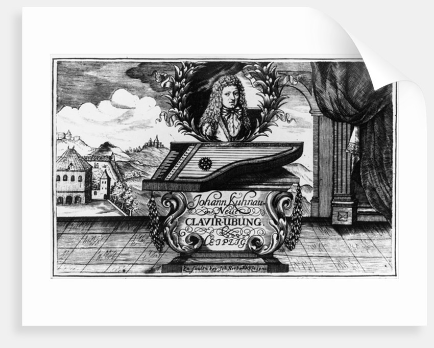 New Piano Practise by Johann Kuhnau