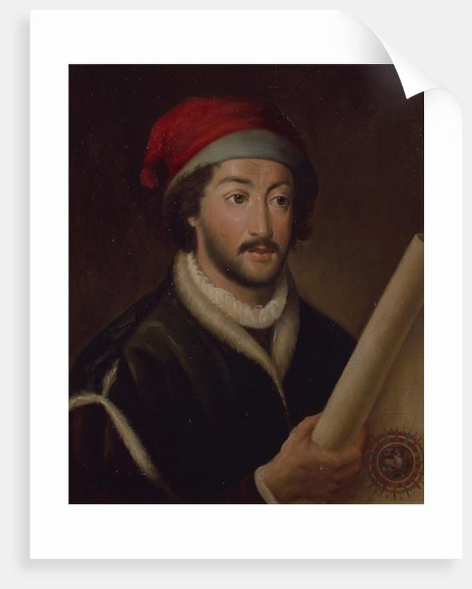 Juan de la Cosa by Spanish School