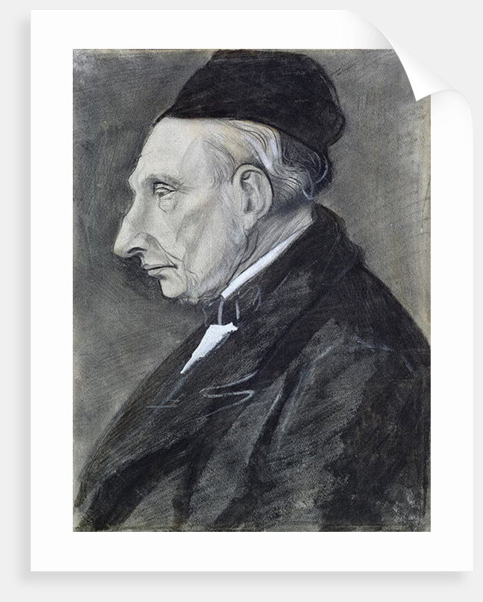 Portrait of the Artist's Grandfather by Vincent van Gogh