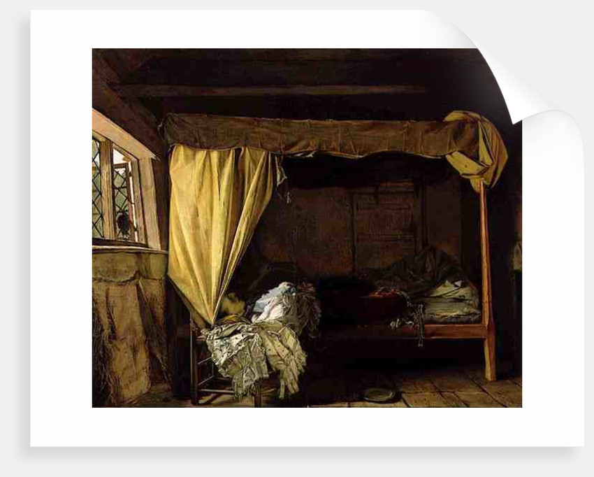 The Death of Buckingham by Augustus Leopold Egg