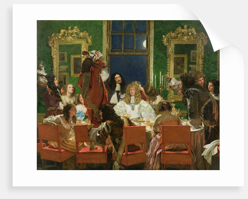 The Life of Buckingham by Augustus Leopold Egg