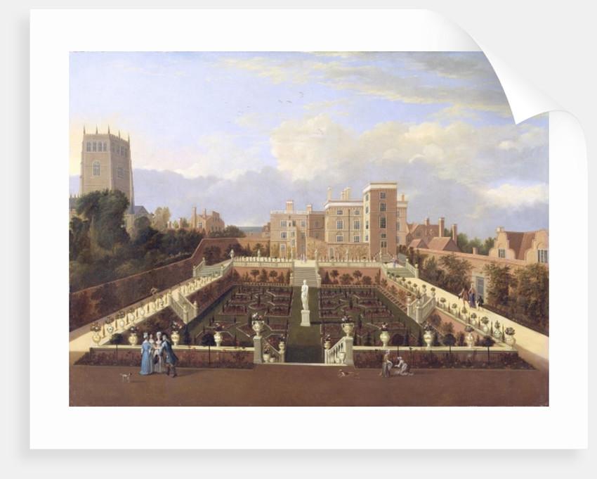 Pierrepont House, Nottingham by English School