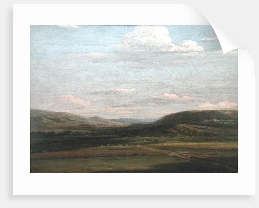 The Vale of Pencerrig by Thomas Jones