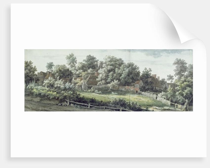 Harbledown, near Canterbury by Jonathan Skelton