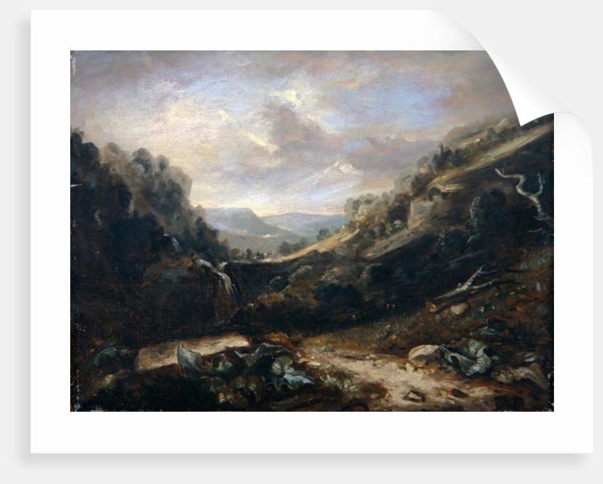 West Country Landscape by Benjamin Barker