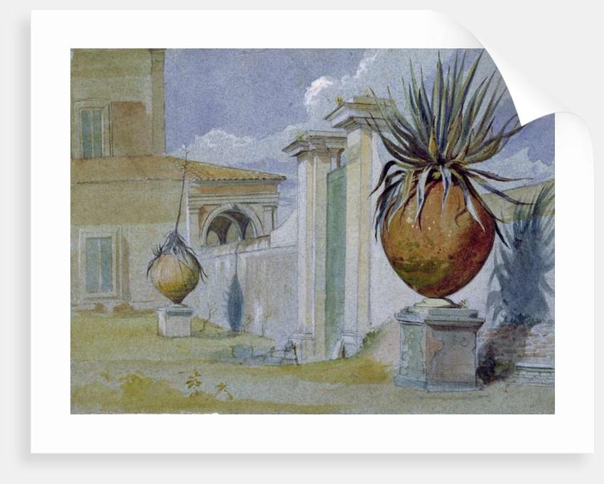 Villa Massimi, Rome by Harry John Johnson