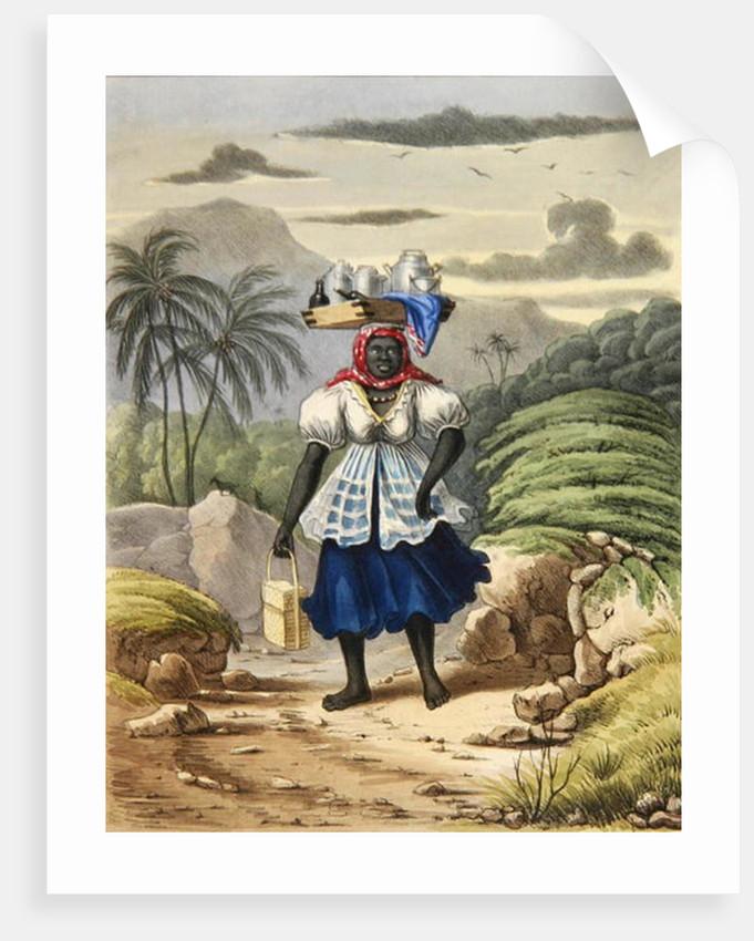Milkwoman by Isaac Mendes Belisario