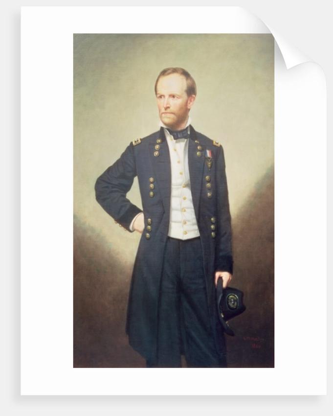 General William Sherman by George Peter Alexander Healy
