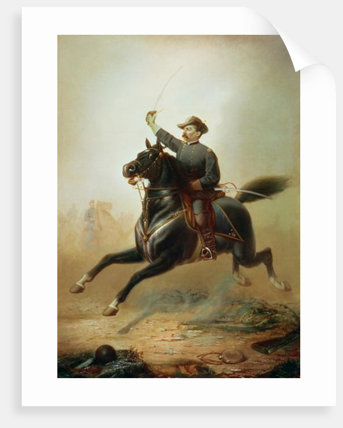 Sheridan's Ride by Thomas Buchanan Read