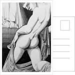 Ganymede before Zeus, 1923 by Sidney Hunt