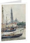 Antwerp by Jules Lessore