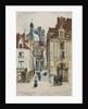 Dieppe, Rue Notre Dame by James Garden Laing