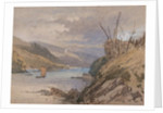On the Yealm, South Devon by Samuel Prout