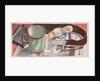 Shaving equipment, c.1930 by Henry Silk
