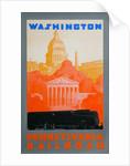 Washington DC (III) by David Studwell