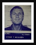 Steve McQueen I by David Studwell