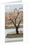 Cherry Tree, Winter by Megan Moore