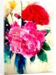 Peony and Poppy by AlyZen Moonshadow
