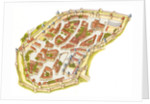 Carcassonne, France. Aerial view by Fernando Aznar Cenamor