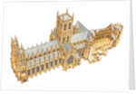 Canterbury Cathedral. Great Britain by Fernando Aznar Cenamor
