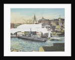 Sydney Maritime Museum by Vincent Alexander Booth