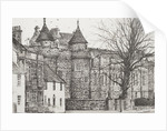 Falkland Palace, Scotland by Vincent Alexander Booth