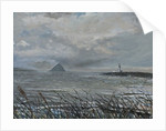 Ailsa Craig from Arran, 2007, by Vincent Alexander Booth
