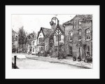 Leigh Arms,Prestbury by Vincent Alexander Booth