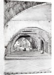 Arches, Sauveterre,France by Vincent Alexander Booth