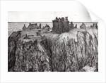 Dunottar Castle by Vincent Alexander Booth