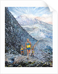 Snowdon run, 2019 by Vincent Alexander Booth