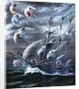 Storm Creators Bohai Sea, 2019 by Vincent Alexander Booth