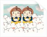 Twins by Yoyo Zhao