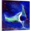 Peacock Blue by Nancy Moniz Charalambous