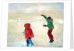 Snow! by Nancy Moniz Charalambous