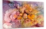 petals on petals by Neela Pushparaj