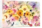 Three Daffodils by Neela Pushparaj