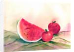Watermelon by Neela Pushparaj