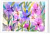Iris Fields by Neela Pushparaj