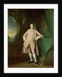John Postlethwaite by George Romney
