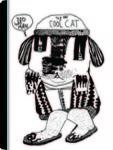 Cool Cat by Pat Macdonald