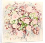Wedding flowers by Alison Cooper