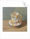 Sombre Cup by Mary Mabbutt