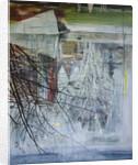 Reflection, Architecture, Planten un Blomen by Calum McClure