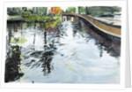 Walkway and Ripples, Kew Gardens by Calum McClure