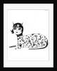 Kleopatra's cat by Myrtia Hellner