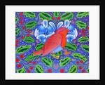 Christmas Robin by Jane Tattersfield