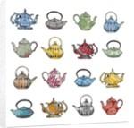 Anyone for tea? by Sarah Hough